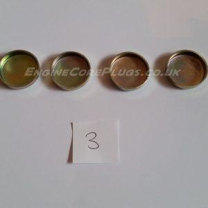 Austin Allegro 1.5 1.75 E series automotive core plug set