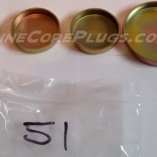Ford 2.0 DOHC twincam automotive core plug set