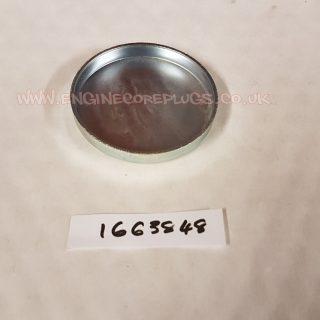 Ford 1663848 automotive cup core plug