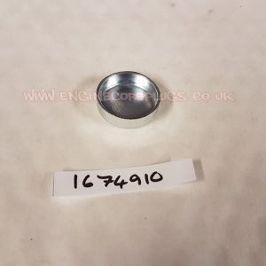 Ford 1674910 automotive cup core plug