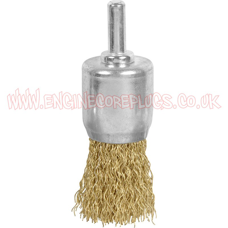 Spindle Paint Brush