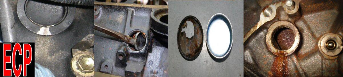 Vauxhall Astra Astramax 1.7 Low Blow Turbo Diesel Core plug set