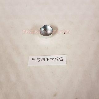 vauxhall 93177355 automotive cup core plug