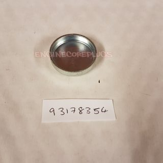 vauxhall 93178354 automotive cup core plug