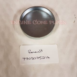 Renault 7703075214 automotive cup core plug