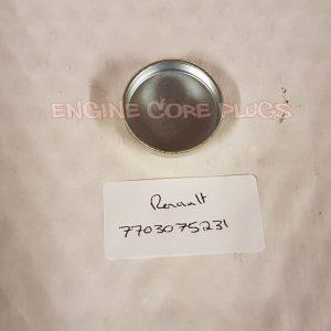Renault 7703075231 automotive cup core plug