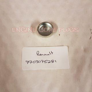 Renault 7703075281 automotive cup core plug