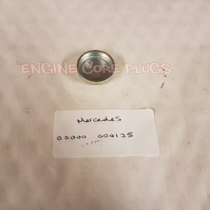 Mercedes 000000004125 automotive cup core plug