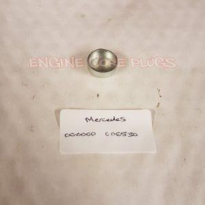Mercedes 000000006530 automotive cup core plug