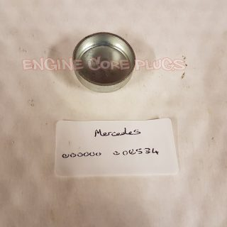 Mercedes 000000006534 automotive cup core plug