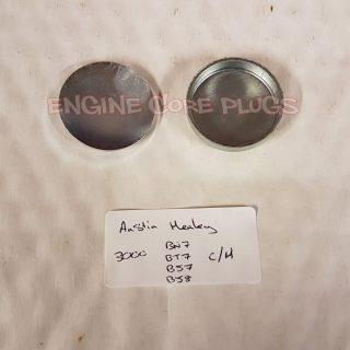 Auston Healey 3000 Cylinder head Engine Core Plug Set