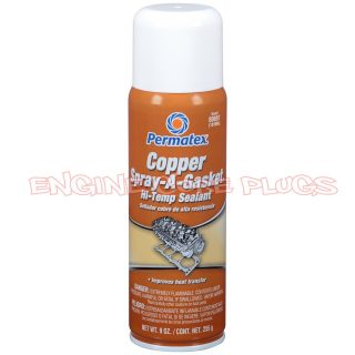 Permatex hi temperature copper gasket spray can
