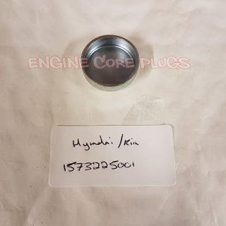 Hyundai Kia 1573225001 automotive cup core plug