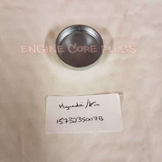 Hyundai Kia 1573235007B automotive cup core plug