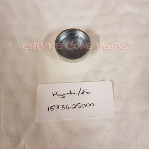 Hyundai Kia 1573425000 automotive cup core plug