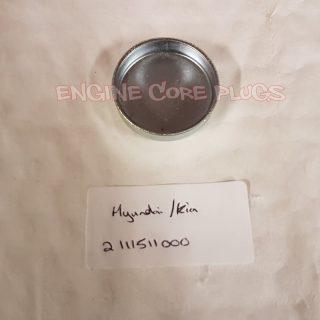 Hyundai Kia 2111511000 automotive cup core plug