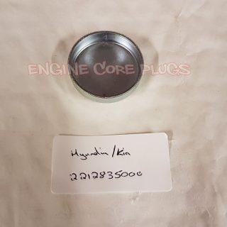 Hyundai Kia 221283500 automotive cup core plug