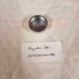 Hyundai Kia 1573225007B automotive cup core plug